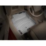 Коврики в салон Jeep Compass 2007- Серые передние 460861 WeatherTech