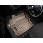 Коврики в салон Ford Focus 2012- Бежевые передние 456461 WeatherTech
