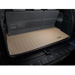 Коврики в багажник Toyota Sequoia 2014- Бежевые 41345 WeatherTech