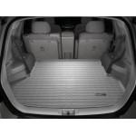 Коврик в багажник Toyota Highlander 2014- Серый без 3-его ряда 42328 WeatherTech