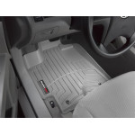 Коврики в салон Toyota Highlander 08-2013 Серые передние 461151 WeatherTech