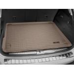 Коврик в багажник Volkswagen Touareg 2011- Бежевый 41508 WeatherTech