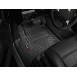 Коврики в салон Volkswagen Touareg 02-2010 Черные передние 440451 WeatherTech