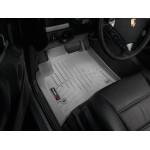 Коврики в салон Volkswagen Touareg 02-2010 Серые передние 460451 WeatherTech