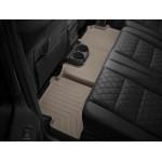 Коврики в салон Mercedes-Benz G-Class 02-2012 Бежевые задние 452212 WeatherTech