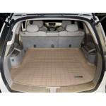 Коврик в багажник Acura MDX 08-2013 Бежевый без 3-его ряда 41420 WeatherTech