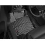 Коврики в салон Volkswagen Tiguan 09-2016 Черные передние 445461 WeatherTech