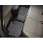 Килимки в салон Subaru Forester 2014- Чорні задні 445312 WeatherTech