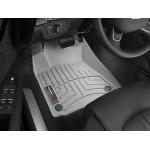Коврики в салон AUDI A8/S8 11-2016 Серые передние 464201 WeatherTech