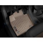 Коврики в салон AUDI Q-3 2011- Бежевые передние 454361 WeatherTech