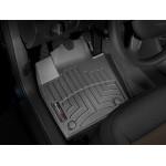 Коврики в салон AUDI Q-3 2011- Черные передние 444361 WeatherTech