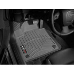 Коврики в салон AUDI A3/S3 03-2012 Серые передние 462181 WeatherTech