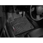 Коврики в салон AUDI A3/S3 03-2012 Черные передние 442181 WeatherTech