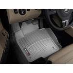 Килимки в салон Volkswagen СС 08-2014 Сірі передні 461671 WeatherTech