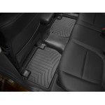 Коврики в салон Mitsubishi Outlander 05-2015 Черные задние 441622 WeatherTech