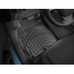 Коврики в салон Mitsubishi Outlander 05-2015 Черные передние 446511 WeatherTech