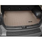 Коврик в багажник Subaru Impreza / WRX / STI 07-2015 Бежевые 41551 WeatherTech
