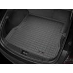 Коврик в багажник Tesla Model S 12-2015 Черный 40568 WeatherTech