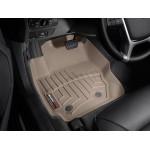 Коврики в салон Volvo XC 70 07-2014 Бежевые передние 452321 WeatherTech