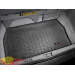Коврик багажника WeatherTech Toyota Sienna 2003-2010, Черный до третьего ряда - резиновые