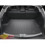 Коврик багажника Infiniti FX35/45 2003-2008, Черный - резиновые WeatherTech