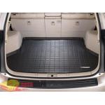 Коврик багажника WeatherTech Lexus RX 330, 350 2003-2008, Черный - резиновые
