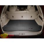 Коврик багажника WeatherTech Jeep Grand Cherokee 2005-2010, Черный - резиновые