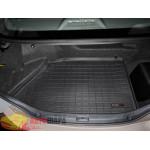 Коврики багажник WeatherTech Toyota Camry V40 2006-2011, Черный Hibrid - резиновые