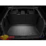 Коврик багажника WeatherTech Ford Edge 2011-, Черный - резиновые