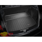 Коврик багажника WeatherTech Acura RDX 2013-, Черный - резиновые