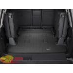 Коврик багажника WeatherTech Lexus LX570, Черный - резиновые
