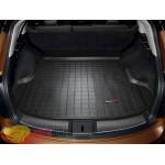 Коврик багажника Infiniti FX35/37/45/50 2008-, Черный - резиновые WeatherTech