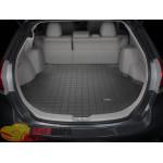 Коврик багажника WeatherTech Toyota Venza 2008-, Черный - резиновые