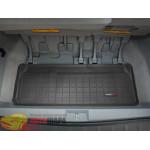 Коврик багажника WeatherTech Toyota Sienna 2011-, Черный - резиновые