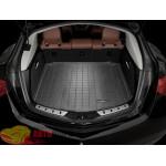 Коврик багажника WeatherTech Acura ZDX 2009-, Черный - резиновые