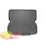 Коврик багажника Infiniti JX 2012-, Черный - резиновые WeatherTech