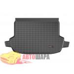 Коврик багажника WeatherTech Subaru Forester 2014-, Черный - резиновые