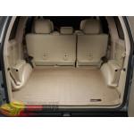 Коврик багажника WeatherTech Toyota Land Cruiser 120 Prado, Бежевый - резиновые