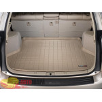 Коврик багажника WeatherTech Lexus RX 330, 350 2003-2008, Бежевый - резиновые