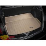 Коврик багажника WeatherTech Acura RDX 2013-, Бежевый - резиновые