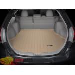 Коврик багажника WeatherTech Toyota Venza 2008-, Бежевый - резиновые