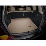 Коврик багажника WeatherTech Mercedes GLK-ClassX204 2008-, Бежевый - резиновые
