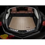 Коврик багажника WeatherTech Acura ZDX 2009-, Бежевый - резиновые