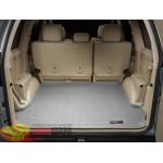 Коврик багажника WeatherTech Toyota Land Cruiser 120 Prado, Серый - резиновые