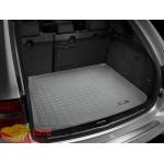 Коврик багажника Porsche Cayenne 2002-2010, Серый - резиновые WeatherTech