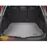 Коврик багажника WeatherTech Honda CR-V 2007-2012, Серый - резиновые