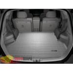 Коврик багажника WeatherTech Toyota Highlander 2008- 2011-, Серый - резиновые