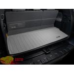 Коврик багажника WeatherTech Toyota Sequoia 2008- SR5, Серый - резиновые