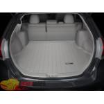 Коврик багажника WeatherTech Toyota Venza 2008-, Серый - резиновые