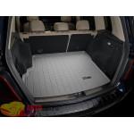 Коврик багажника WeatherTech Mercedes GLK-ClassX204 2008-, Серый - резиновые